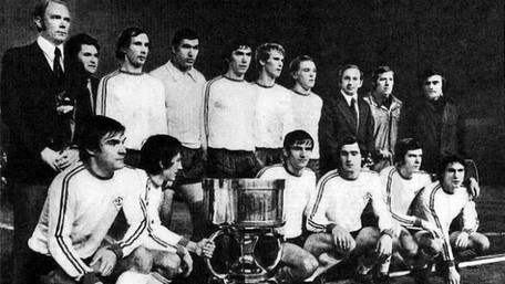 40 років тому «Динамо» здобуло Суперкубок УЄФА