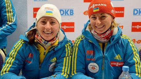 Біатлоністка Віта Семеренко пропустить наступний сезон