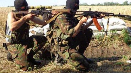 Терористи обстріляли позиції сил АТО в Пісках