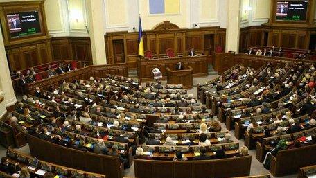 Лише два народні депутати не пропустили жодного засідання Верховної Ради