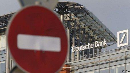 США запідозрили Deutsche Bank у порушенні режиму санкцій щодо Росії