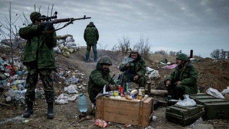Бойовики обстріляли з гранатометів і кулеметів сили АТО під Авдіївкою