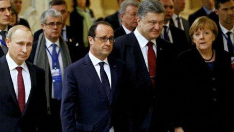Кремль запевнив, що «Нормандська четвірка» продовжила дію Мінських домовленостей на 2016 рік