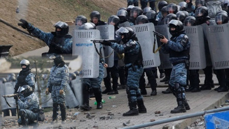 СБУ знайшла зброю, з якої розстрілювали активістів Євромайдану