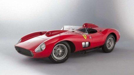 На аукціоні в Парижі продали одне з найдорожчих в історії авто