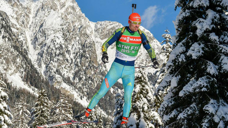 Український біатлоніст вперше у сезоні фінішував у топ-10 на етапах Кубка світу