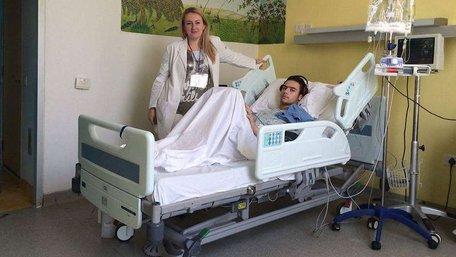 Один день перебування Максима Стасіва в індійській клініці коштує $350
