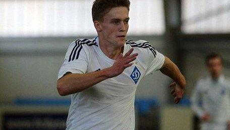 «Динамо» підписало контракт із сином Андрія Гусіна