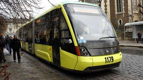 Львівська мерія розробила мобільний додаток для міського транспорту