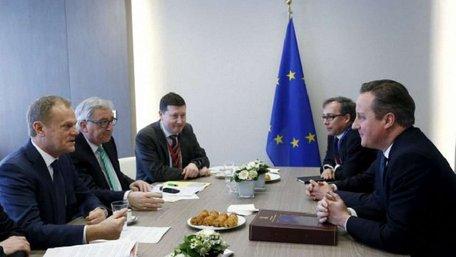 ЄС та Лондон домовилися щодо подальшого перебування Великобританії в Євросоюзі