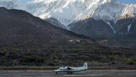 У Непалі зник пасажирський літак