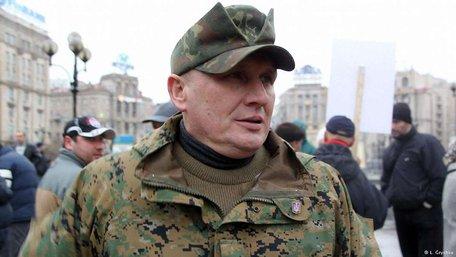 Поліція оголосила підозру у хуліганстві командиру батальйону ОУН