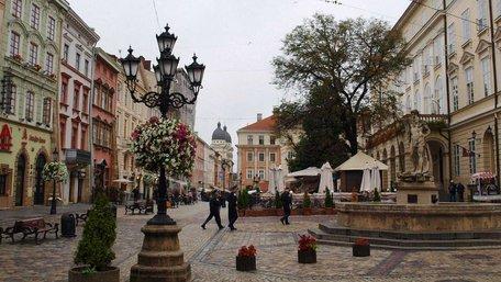 Весь центр Львова забезпечать доступом до Wi-Fi