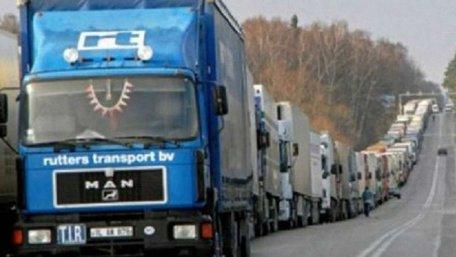 Нацполіція визначила транзитні маршрути для російських вантажівок в Україні