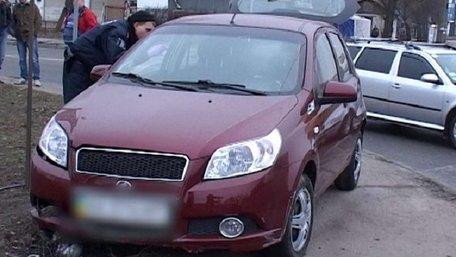Київська поліція затримала групу автовикрадачів