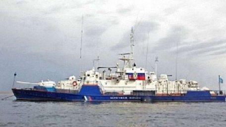 Військовий корабель РФ проводив розвідку біля Маріуполя