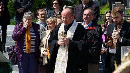 У Львові молитвою вшанували пам'ять загиблих бійців АТО