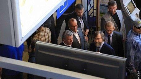 Нардепи від «Опозиційного блоку» вилетіли з Одеси чартерним рейсом