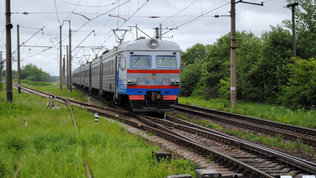 Через ремонт колій «Львівська залізниця» скасовує рейси кількох електричок