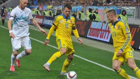 Збірна України не може знайти спаринг-партнера перед Євро-2016