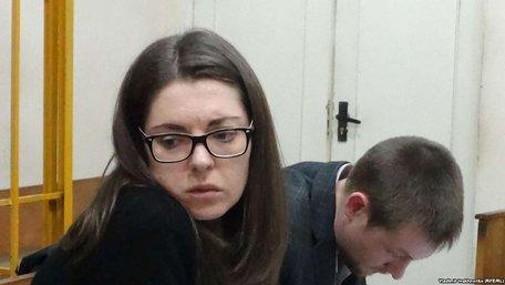 Суд не продовжив термін утримання під вартою підозрюваній у підготовці теракту в Києві росіянці