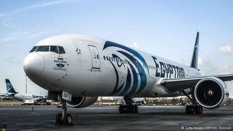 Зниклий з радарів літак EgyptAir впав у море