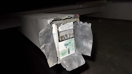 У Шегинях виявили контрабандні сигарети в тайнику причепа