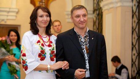 Олексій Кайда спростував чутки про розлучення із біатлоністкою Оленою Підгрушною