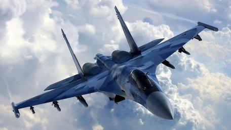 Латвія зафіксувала чотири військові літаки РФ поблизу своїх кордонів