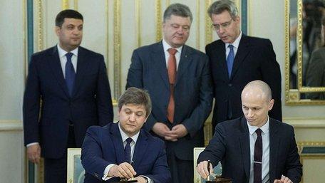 Україна підписала з США угоду про надання кредитних гарантій на $1 млрд
