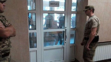 Генпрокуратура проводить обшук в Національному антикорупційному бюро