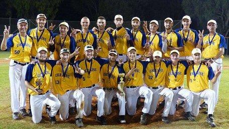 Молодіжна збірна України з бейсболу перемогла на чемпіонаті Європи