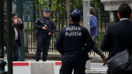 У Бельгії  ісламіст напав з мачете на поліцейських