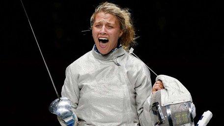 Українська шаблістка Ольга Харлан вийшла у півфінал Олімпіади-2016