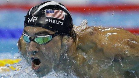 Американський плавець Майкл Фелпс став 21-кратним олімпійським чемпіоном