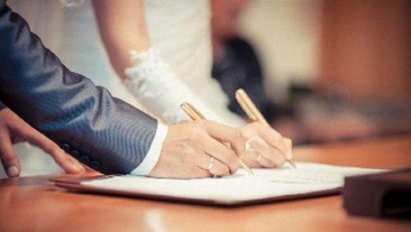 Із 19 серпня у Львові можна буде за добу зареєструвати шлюб