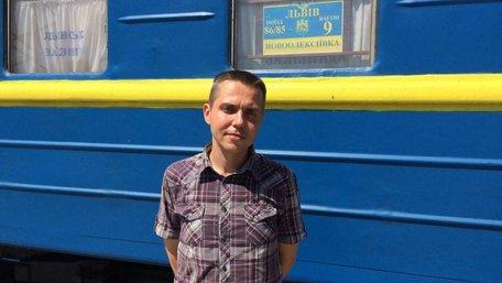 Кримський політв'язень Юрій Ільченко втік з-під домашнього арешту у Львів