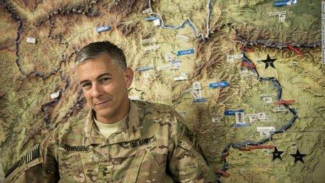 Генерал-лейтенант США попередив Дамаск і Москву, що захищатиме своїх спецпризначенців у Сирії