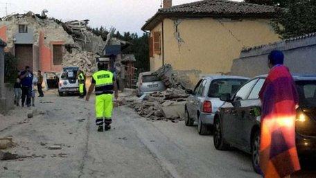 В Італії внаслідок землетрусу загинуло шестеро людей
