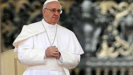 Папа Франциск закликав до миру в Україні