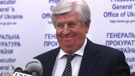 НАБУ взялося за перевірку фактів незаконного збагачення екс-генпрокурора Шокіна