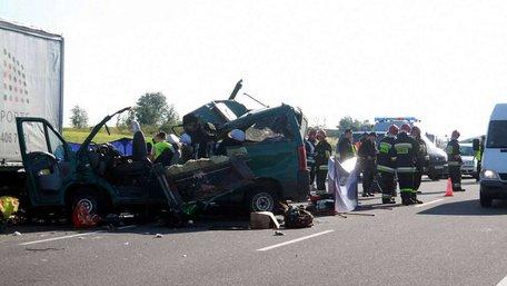 Водій мікроавтобуса не визнає вини за ДТП, у якій загинуло п'ятеро людей