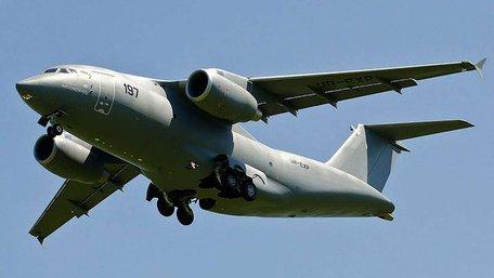 ДП «Антонов» почало серійне виробництво літаків Ан-178