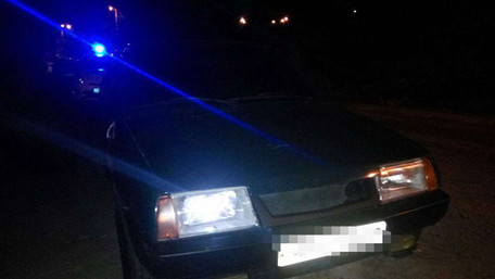 У Маріуполі поліція влаштувала перегони з нацгвардійцями, які порушили ПДР