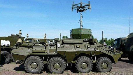 Росія перекинула на Донбас бронемашини, танки та комплекс радіорозвідки «Інфауна», – ГУР