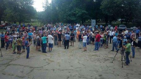 Поліція погодилася виселити ромів на вимогу мешканців Лощинівки