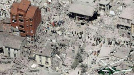 В Італії стався новий землетрус магнітудою 4.4 бали