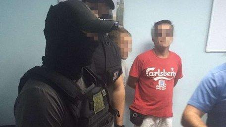 На Київщині СБУ затримала на хабарі трьох прокурорів