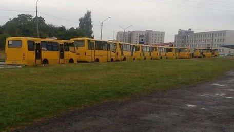 У Львові страйкує п'ята частина від усієї кількості міських автобусів