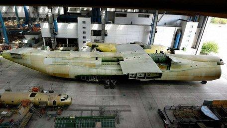 «Антонов» підписав договір про серійне виробництво АН-225 «Мрія» в Китаї